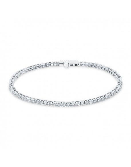 """Bracelet rivière de diamants """"Dacha"""""""